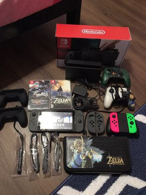 Nintendo switch for Sale in Hillsville, VA