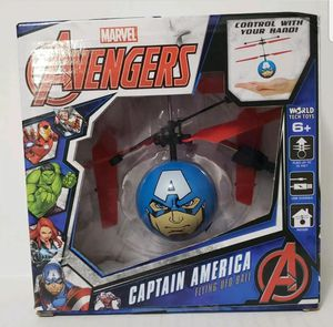 Marvel Captain America UFO Flying Ball for Sale in Parma, OH