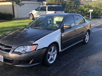 2009 Subaru Legacy for Sale in Escondido,  CA