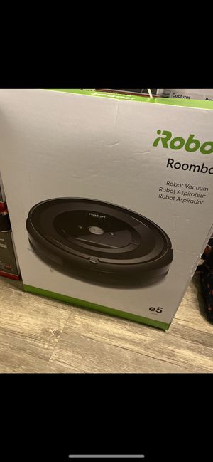 iRobot Roomba E5 for Sale in Los Angeles, CA
