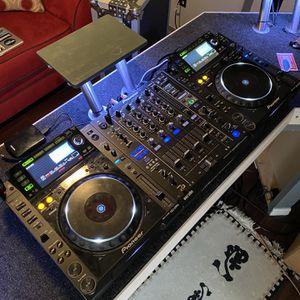 CDJ2000's & DJM-900SRT Mixer Nexus for Sale in Ocoee, FL
