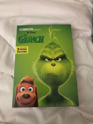 Dr. Seuss The Grinch + 3 mini movies DVD for Sale in Corona, CA