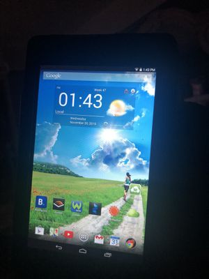 Acer tablet 7 inch for Sale in Phoenix, AZ
