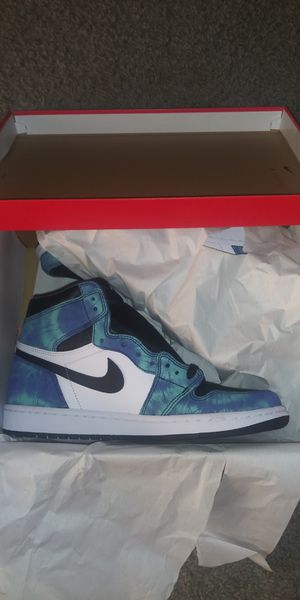 "Air Jordan 1 High OG Retro 1 ""Tye Dye"" for Sale in San Antonio, TX"