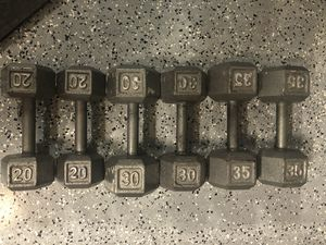 Dumbbells for Sale in Clermont, FL