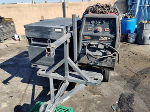 Lincoln 305 welder generator for Sale in Phoenix, AZ