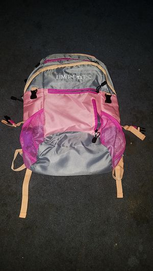 Limited too backpack for Sale in Victorville, CA