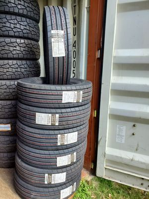 235/85/16 NEW TRAILER TIRES 14PLY ALL STEEL FOR 135 DOLLARS EACH FINANCING AVAILABLE NO CREDIT CHECK, 90 DAYS SAME AS CASH for Sale in Houston, TX