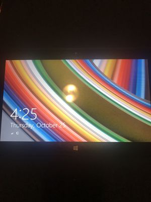 Microsoft Tablet for Sale in Suitland-Silver Hill, MD