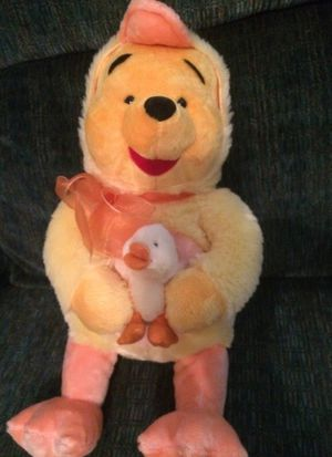 Disney Pooh bear with chick for Sale in Brandon, MS