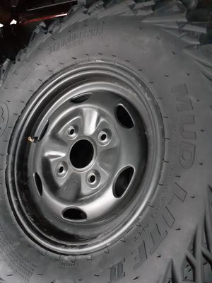 """12"""" ATV RIMS for Sale in Humble, TX"""