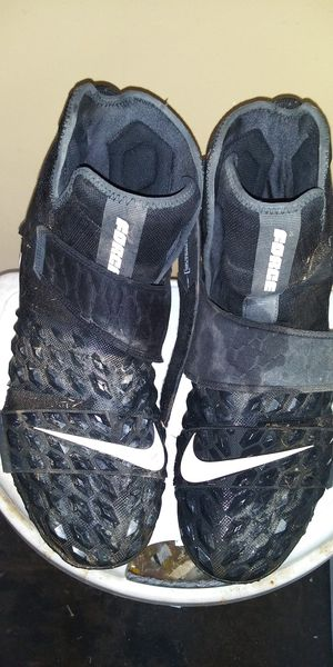 NIKE HIGH TOP ATHLETIC SHOES for Sale in Dunbar, WV