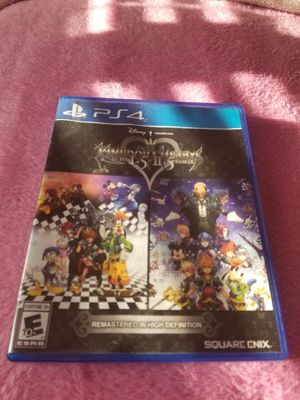 Kingdom of hearts ps4 for Sale in Woonsocket, RI