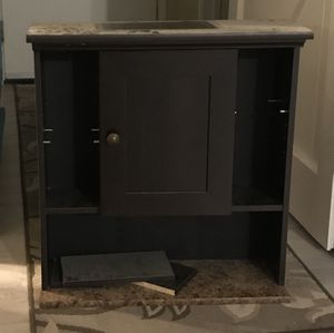 bathroom cabinet for Sale in GLMN HOT SPGS, CA
