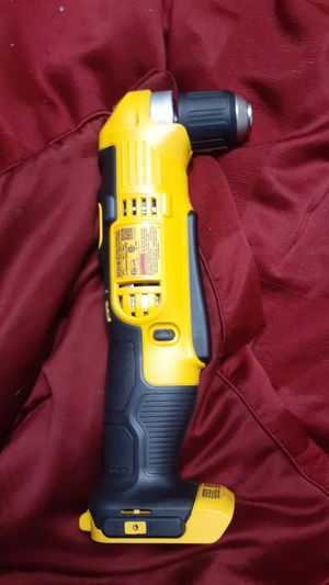 Dewalt 20v angle drill for Sale in Hillsboro, OR