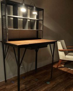 Industrial Style desk - World Market for Sale in Maple Valley,  WA