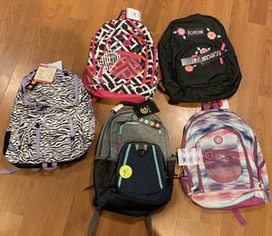 backpacks new with tags for Sale in Annandale, VA