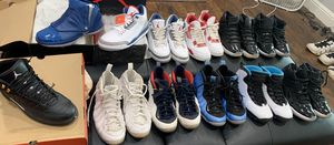 Jordan's For sale- Some deadstock some worm but in great shape all size 11 for Sale in San Jose, CA