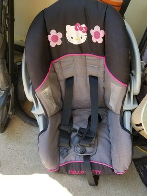 Hello Kitty Car Seat for Sale in Lewisville, TX