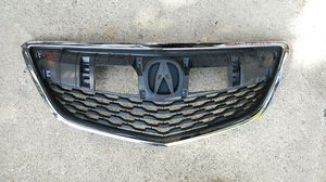 2014-2016 Acura MDX Grille w/out Adaptive Cruise Control for Sale in Dallas, TX