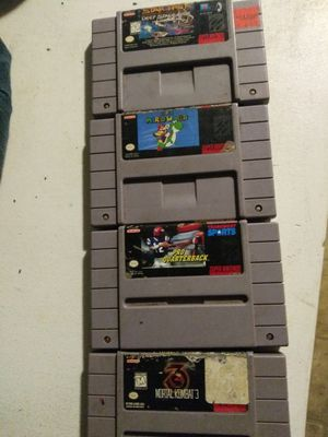 Super Nintendo Games for Sale in Lakewood, CO