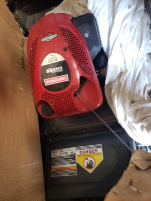 lawnmower lawn mower sell or trade for Sale in Newark, NJ