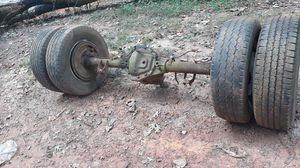 Rear axle off camper for Sale in Smiths Station, AL
