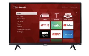 New. TCL 32inch 1080p Roku Smart Tv for Sale in Dallas, TX