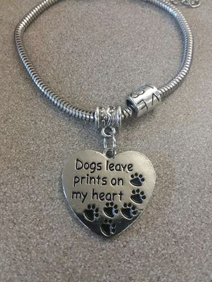 Beautiful DOG LOVER CHARM BRACELET for Sale in The Bronx, NY