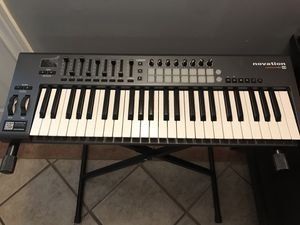 Novation Launchkey49 Keyboard musical instrument for Sale in El Paso, TX