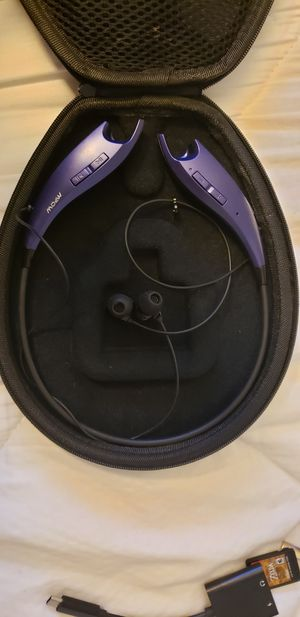 Mpow Bluetooth headphones for Sale in Irwindale, CA