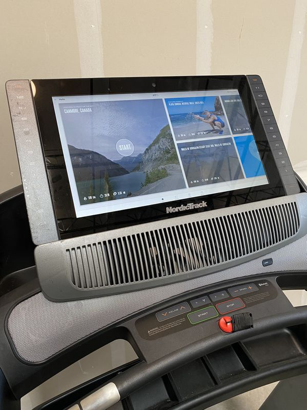 2020 NordicTrack Commercial 2950 Treadmill - 50% off