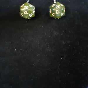 D20 Earrings for Sale in Taunton, MA