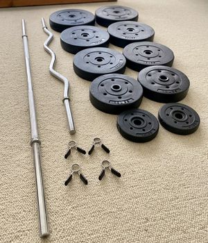 Weight Plates & Bars for Sale in Houston, TX