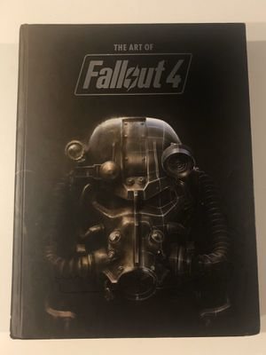The Art of Fallout 4 Book for Sale in Irvine, CA