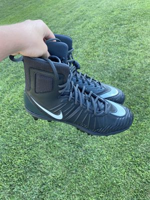 New Nike Force Savage Football Cleats Size 11.5 for Sale in Colton, CA