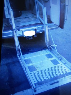 Wheel chair lift for van / install for extra fee $200 for Sale in Tacoma, WA