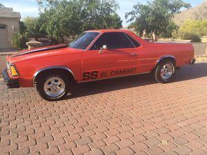1981 Chevy El Camino as ground up resto for Sale in Phoenix, AZ