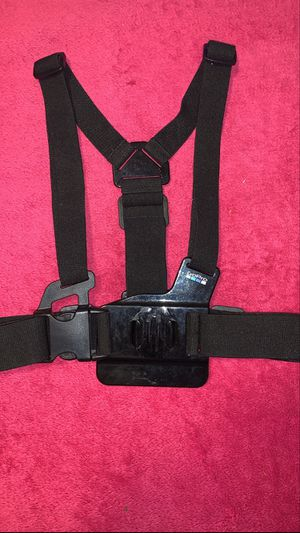 Go pro chest mount for Sale in Los Angeles, CA