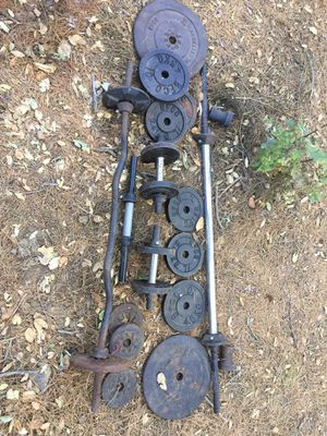 BFCO Wieghts for Sale in Lake Elsinore, CA
