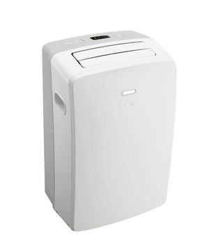 LG Electronics 10,200 BTU (6,500 BTU, DOE) Portable Air Conditioner, 115-Volt w/ Dehumidifier Function and LCD Remote in White for Sale in Silver Spring, MD