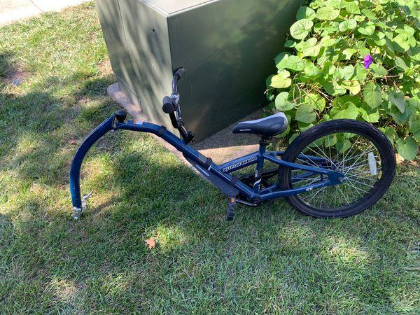 Novara tandem bike for kids in good condition.