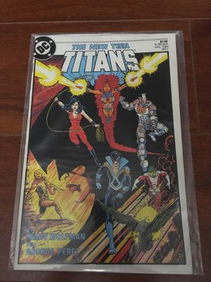 New teen titans 1984 issue 1 for Sale in San Antonio, TX
