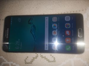 Samsung Galaxy S6 Edge Plus T-Mobile/MetroPCS Phone New Without Box Clear ESN Gold for Sale in Glendale, AZ