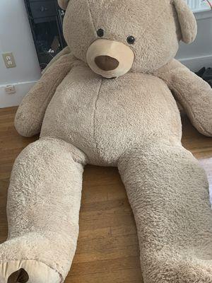 Giant teddy bear for Sale in Everett, MA