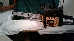 poulon 330 pro chainsaw for Sale in El Cajon, CA