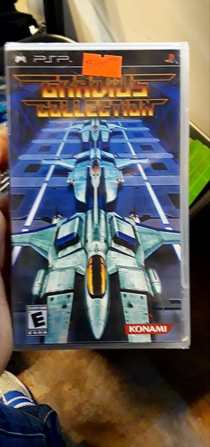 🔥🔥🔥GRADIUS COLLECTION PSP GAME🔥🔥🔥 for Sale in Chicago, IL
