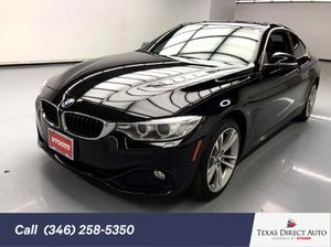 2017 BMW 4 Series for Sale in Stafford, TX