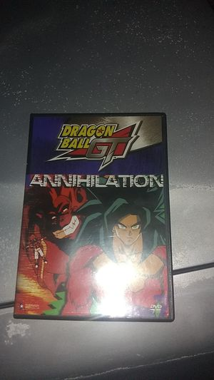 Dragon ball gt Annihation for Sale in Long Beach, CA