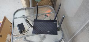 Asus 1200 dual band router for Sale in Dallas, TX
